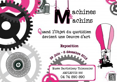 Machines et Machins